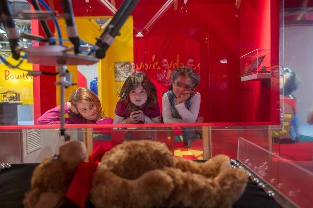 Ausstellung In Arbeit DASA Dortmund