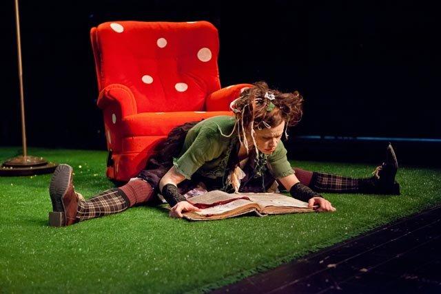 Die kleine Hexe, Theater Oberhausen