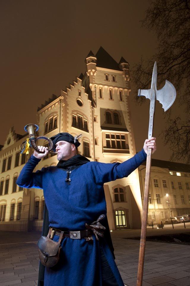 Nachtwächtertour, Kulturvergnügen Dortmund