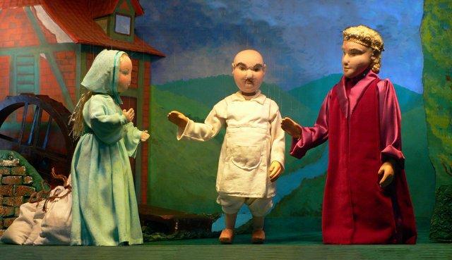 Rumpelstilzchen - Marionettenbühne Hurleburlebutz
