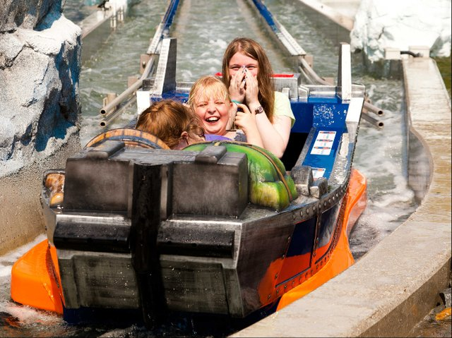 Wasserbahn Abenteuerpark