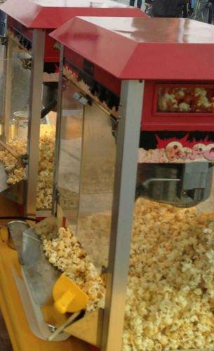 Frisches Popcorn bei den ruhrpottKIDS!