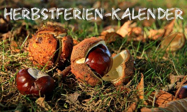Zum Herbstferienkalender Foto: uschi dreiucker  / pixelio.de