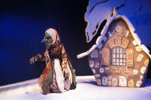 Müllers-Marionetten Theater Hänsel und Gretel