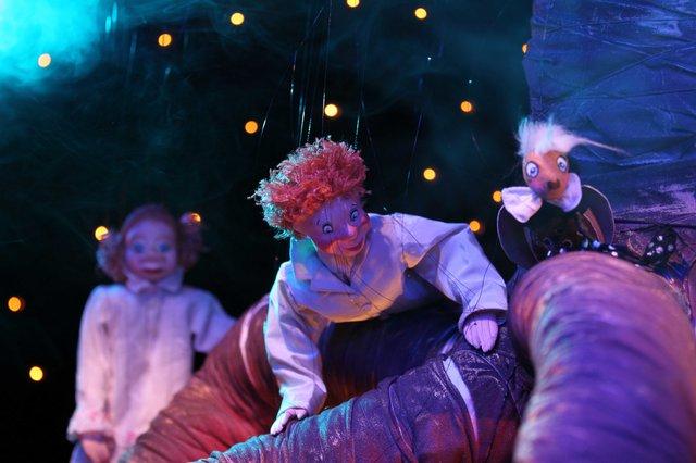 Müllers Marionetten Theater - Peterchens Mondfahrt