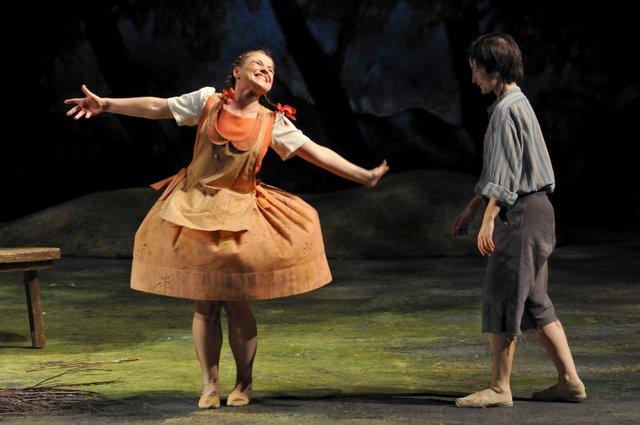 Hänsel und Gretel Theater Duisburg Opernhaus Düsseldorf