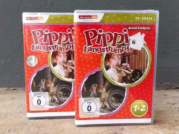 Newsletterverlosung Pippi DVD-Boxen