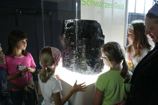 Kohle unten und oben - Ruhr Museum
