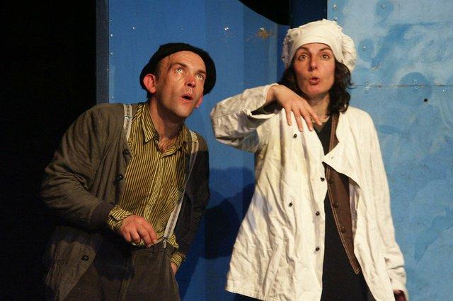 Theater Traumbaum - Herr Niemand & Frau Anderswo