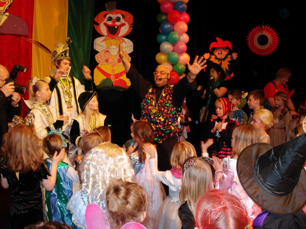 Kinderkarneval der GRO-RE-KA