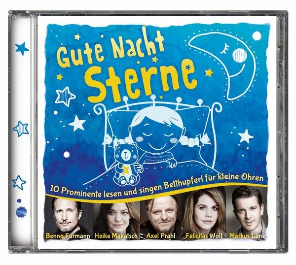 Gute Nacht Sterne CD
