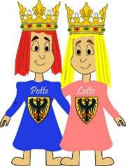 Potte und Lotte