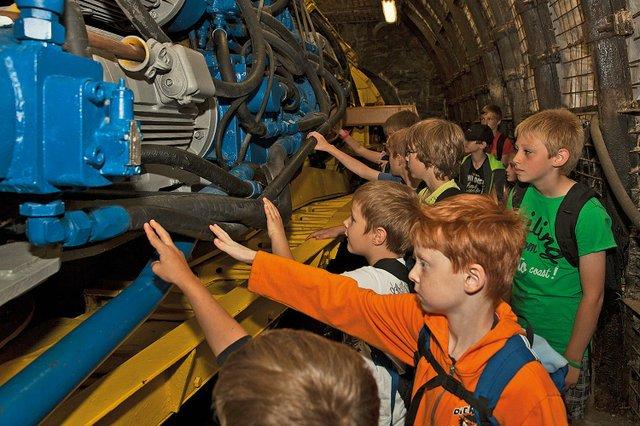 Kinderführung Deutsches BergbaumMuseum Bochum