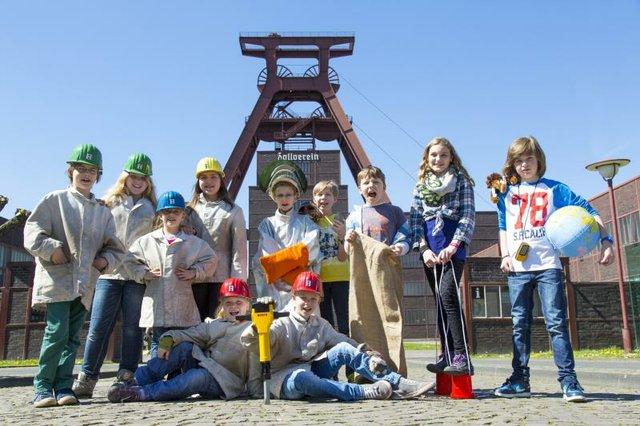Zollverein - Ferien