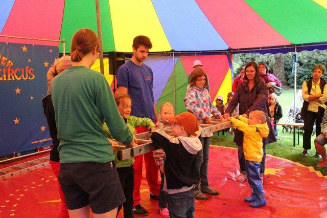 Grugapark-Fest: Familientag!