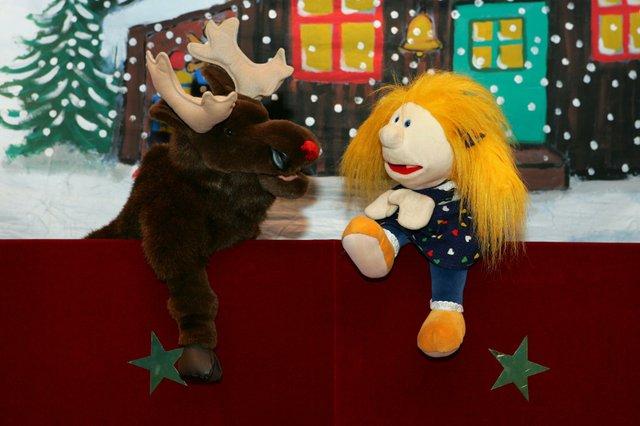 Die Weihnachtsfee - Märchenbühne