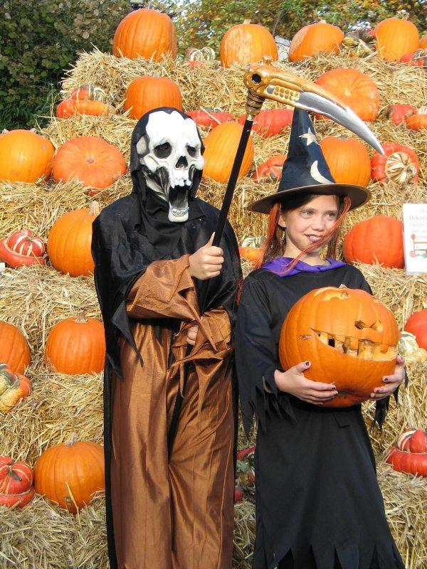 Halloween, Tierpark Bochum 2015