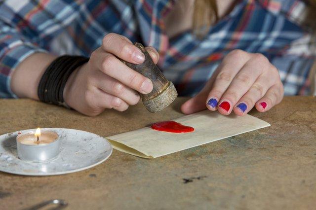 Workshop Wachs,Tinte, Siegel