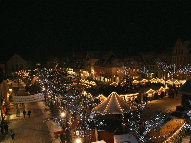 Weihnachtsmarkt Xanten