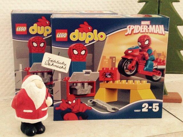 Lego Duplo, Adventskalender 2015