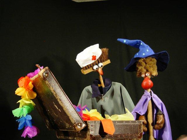 Die Schmuddels feiern Karneval_Turbo Prop Theater