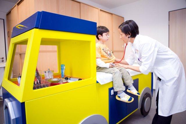 LKW Kinder- und Jugendkrankenhaus Gelsenkirchen