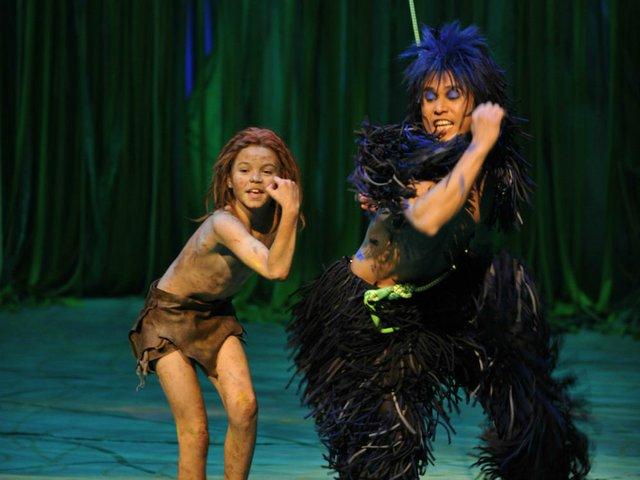 Tarzan Metronom Theater Oberhausen