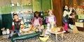 Ausstellung Weltenkinder, mondo mio! Kindermuseum Dortmund