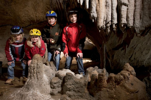 Erlebnisführung Dechenhöhle