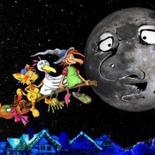 Lillis Reise zum Mond