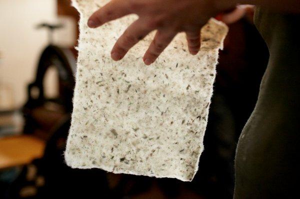 Papierschoepferei