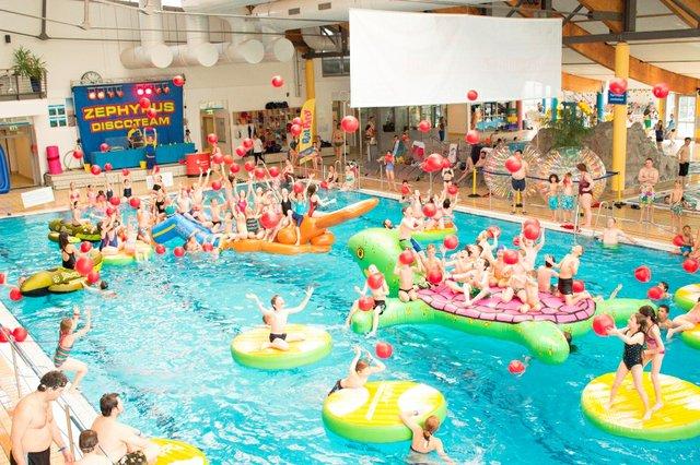 Family Pool Party, Copa Ca Backum Herten
