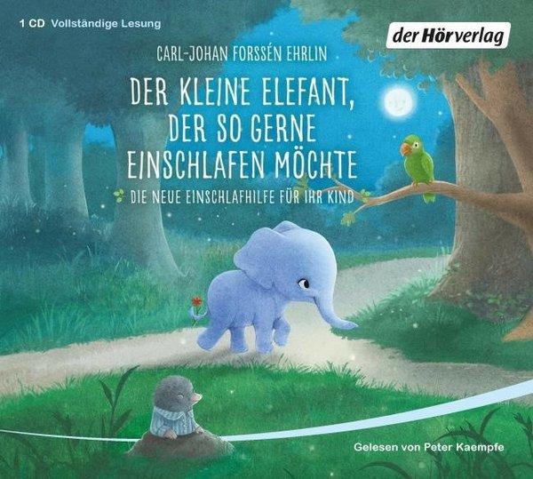 Der kleine Elefant, der Hörbuchverlag