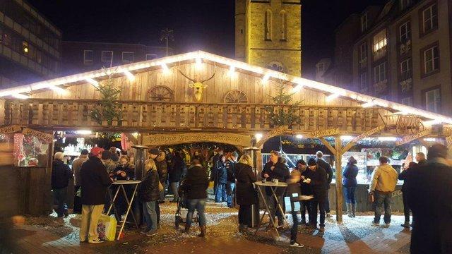 Weihnachtsmarkt Castrop-Rauxel