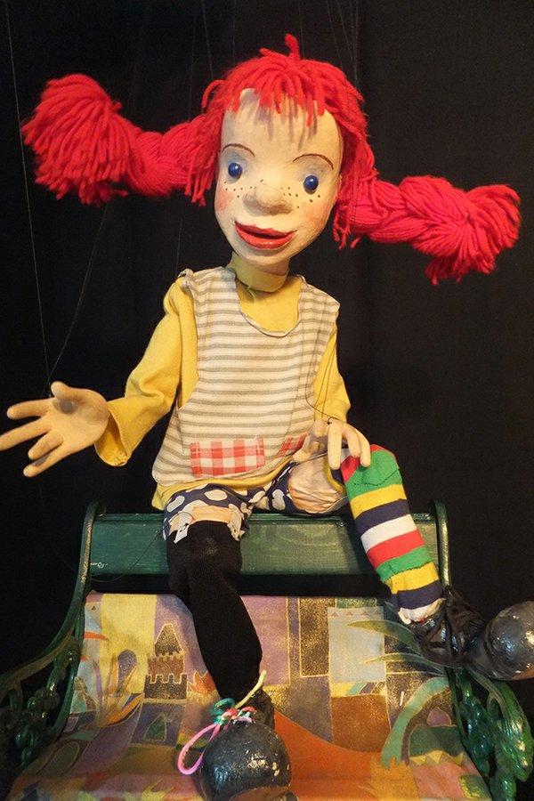Pippi Langstrumpf, Wodostudio im Ringlokschuppen