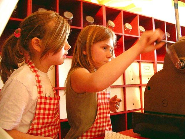 Mäuse, Money und Moneten, Explorado Kindermuseum