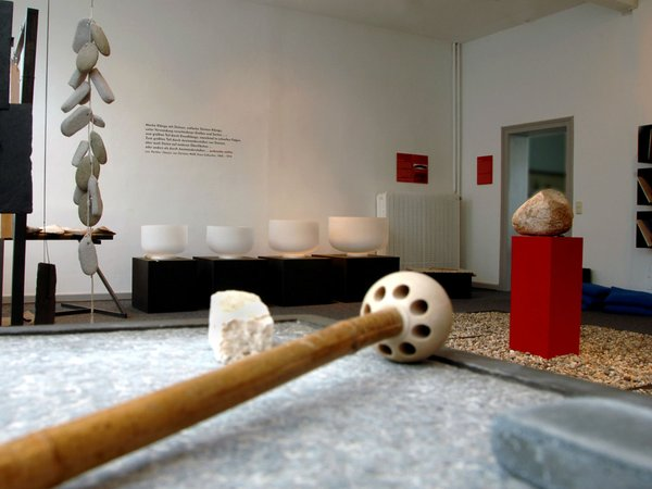 Der Klang der Steine, Mineralien Museum