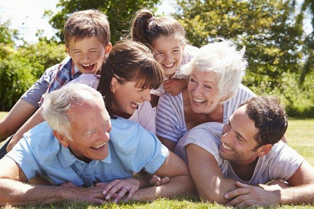 Der Mehrgenerationenhaushalt – ein Gewinn für alle