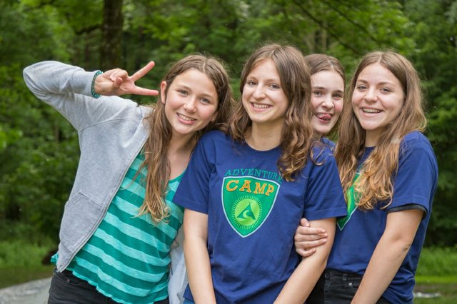 Adventure Camp, KMDD