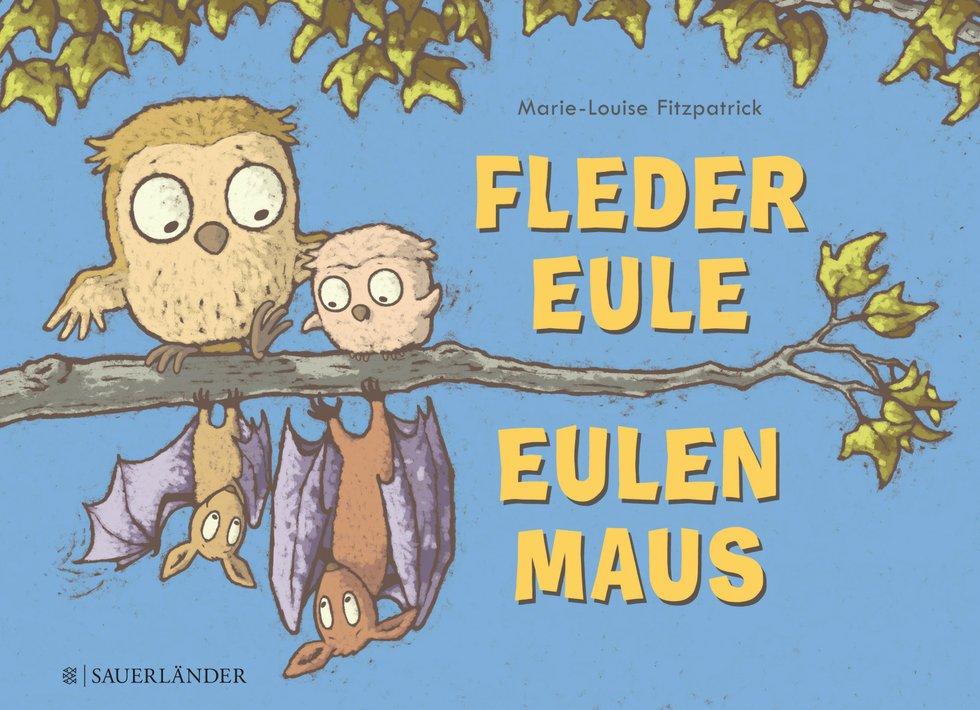 Feldereule Euelenmaus, Sauerländer Verlag