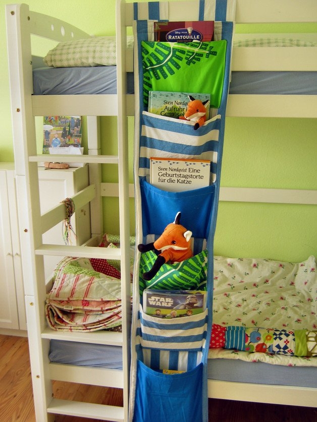 diy 22 tolle ordnungs ideen f rs kinderzimmer www. Black Bedroom Furniture Sets. Home Design Ideas