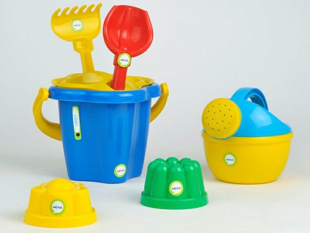 Strandspielzeug, Stickerella