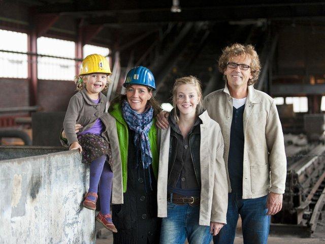 Familienschicht, Zollverein