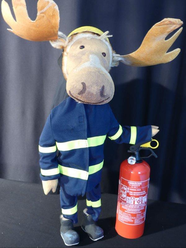Finn, der Feuerwehrelch, WodoStudio