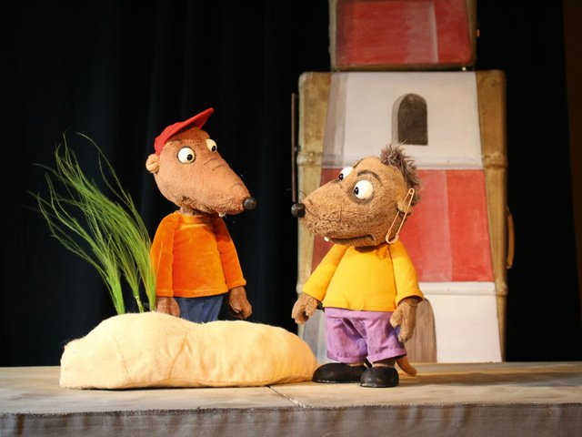 Eliot und Isabella, Figurentheater Marmelock