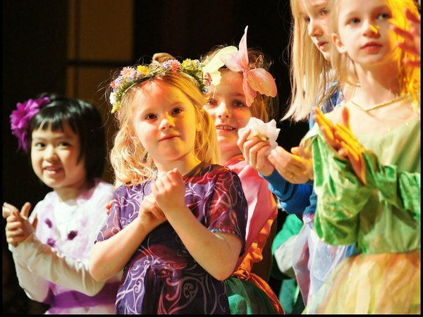 Schauspiel, Gesang und Tanz, Tanzschule Overrath