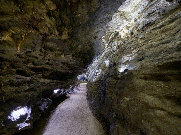 Führung durch die Kluterthöhle