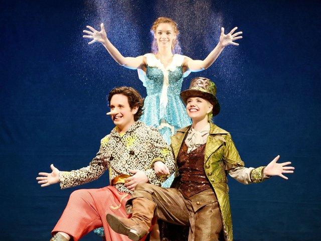 Pinocchio - das Musical, Theater Liberi