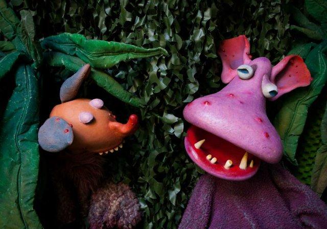 Grusel, Motz und Monster