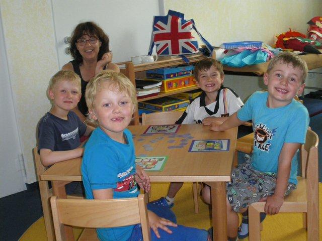 Englisch für Kids Duisburg